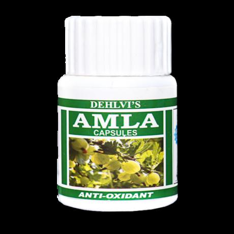 AMLA, A természetes C-vitamin forrása 30 db